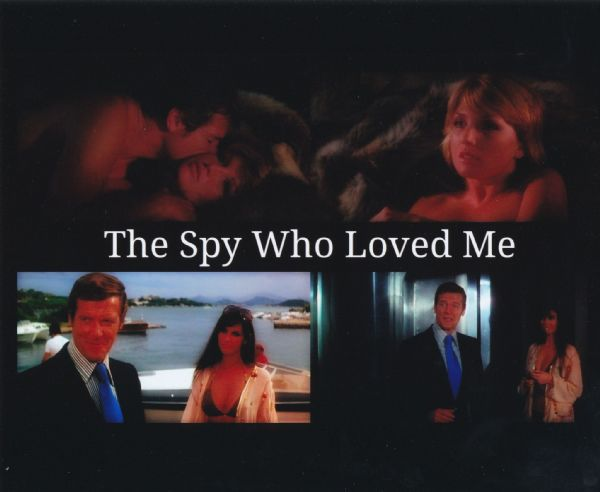 The Spy Who Loved Me #4